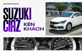 Người mua Suzuki Ciaz: 'Thiết kế không hợp số đông nhưng thực dụng và bền bỉ'