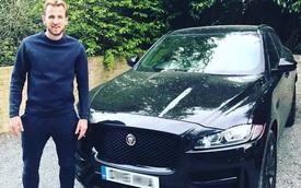 Bộ sưu tập xế hộp tiền tỷ của đội trưởng đội tuyển Anh Harry Kane