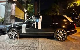 Range Rover Autobiography LWB máy dầu về Việt Nam - SUV hạng sang tiền tỷ cho đại gia ưa khác biệt