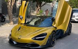 Đại gia Đà Nẵng chi hơn 600 triệu đồng để biến McLaren 720S Spider trở nên độc nhất Việt Nam