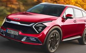 Kia Sportage thế hệ mới lộ diện rõ nét trước giờ G: SUV Hàn ngày càng chất chơi