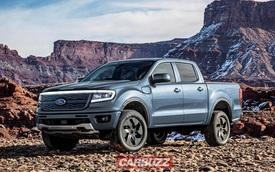 Ford Ranger chạy điện 100% - Bước đi cẩn trọng của vua doanh số bán tải