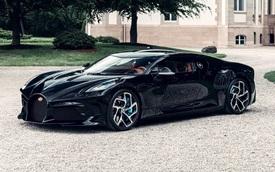 Hoàn thiện Bugatti La Voiture Noire: Giá quy đổi 308 tỷ, nếu về nước có thể lên tới 1.000 tỷ đồng