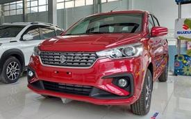 Suzuki Ertiga giảm sốc gần 70 triệu tại đại lý: Bản 'full option' chưa đến 500 triệu, quyết cạnh tranh Mitsubishi Xpander
