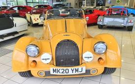 Morgan được phân phối chính hãng tại Việt Nam: Động cơ BMW, ít công nghệ, có chiếc giá ngang Mercedes-Maybach