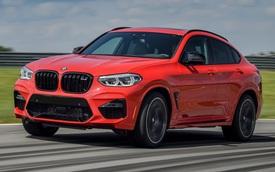 BMW X3 M, X4 M facelift sẵn sàng ra mắt chiều lòng fan: Giá quy đổi dự kiến từ 1,6 tỷ đồng