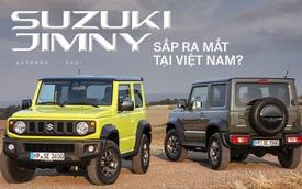Suzuki Jimny có thể ra mắt tại Việt Nam tháng 10 năm nay: Dễ thành bom tấn, đa số mong chờ giá 500-700 triệu đồng