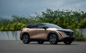 Nissan Ariya tạm hoãn sản xuất, chưa thể chốt ngày về Việt Nam cạnh tranh VinFast VF e34