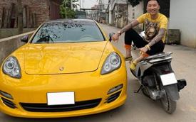 Huấn 'hoa hồng' rao bán Porsche cũ giá 1,5 tỷ, khẳng định tặng xe nếu tốn xăng nhưng lại vội xoá bài đăng sau vài tiếng