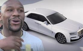 Tay đấm Floyd Mayweather bỏ hơn 1 triệu USD mua gần 10 xe tặng người thân trong một tuần: Rolls-Royce, Maybach đủ cả