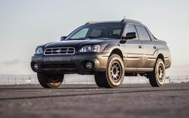 Đây là mẫu xe bán tải cỡ nhỏ ra đời trước cả Ford Maverick