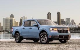 Ra mắt Ford Maverick - Ranger thu nhỏ giá quy đổi từ 459 triệu đồng