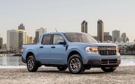 Chưa lắp ráp, bán tải giá rẻ Ford Maverick đã có 100.000 đơn đặt cọc