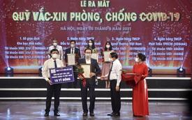 Toyota Việt Nam ủng hộ 10 tỷ đồng cho Quỹ Vaccine phòng Covid-19