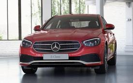 Mercedes-Benz E 180 âm thầm bán tại Việt Nam: Giá 2,05 tỷ đồng, 'cắt' trang bị, động cơ 1.5L yếu hơn Accord