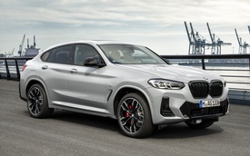 BMW X3 và X4 2021 trình làng với diện mạo dữ dằn hơn, lưới tản nhiệt lớn hơn nhưng chưa khủng khiếp như đàn anh X7