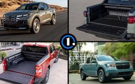 So sánh trực quan Ford Maverick và Hyundai Santa Cruz: Cuộc đua phân khúc xe bán tải đi phố