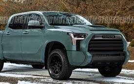 Toyota khẳng định Tundra 2022 sẽ nhấn chìm đối thủ Ford F-150