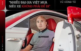 Từ bán Swift lãi 2 triệu tới Phantom, doanh nhân 8x Hà Nội hé lộ cách bán xe khủng cho nhà giàu Việt và góc khuất bán siêu xe tại Việt Nam