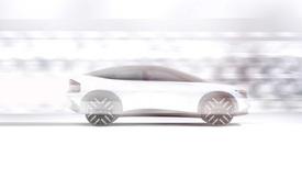 Nissan nhá hàng SUV mới: Có thể to ngang Hyundai Tucson, thiết kế hầm hố