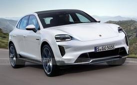Porsche Macan 2022 bị tóm gọn chạy thử, để lộ quá nhiều thay đổi từ ngoài vào trong