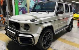 Nữ đại gia Sài Thành tậu Mercedes-AMG G 63 hàng độc sở hữu nhiều chi tiết khác biệt với số đông