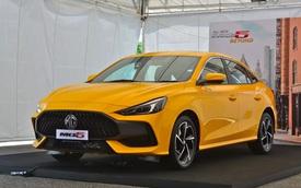 Xem trước thực tế MG5 2021 vừa xuất hiện với giá quy đổi 460 triệu đồng sẽ về Việt Nam cạnh tranh Kia Cerato
