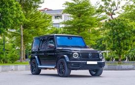 Trải nghiệm nhanh 11.000km, đại gia Sài Gòn bán Mercedes-AMG G 63 Edition 1 với giá hơn 11 tỷ đồng