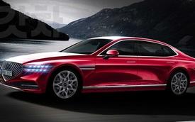 Genesis 'chốt sổ' ra mắt dự án mới, nhiều khả năng là G90 đối đầu Mercedes-Benz S-Class