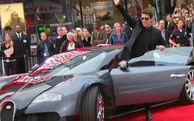 Tom Cruise xuất hiện trên khán đài trận Chung kết Euro 2020 làm dân tình chao đảo, nhưng BST siêu xe của anh cũng khiến nhiều người phải thán phục