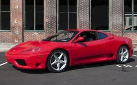 Tự nhiên thành 'trend', Ferrari số sàn đời cổ tăng giá cao ngất ngưởng, có xe đắt gấp đôi, hốt bạc cho ai đầu cơ để bán