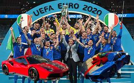 Soi dàn xế hộp của các cầu thủ ĐTQG Ý - Toàn các dân chơi siêu xe nội địa