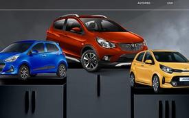 VinFast Fadil bán hơn gấp đôi Hyundai i10, xác lập doanh số khủng nhất từ đầu năm 2021