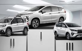 Suzuki XL7 trở lại cuộc đua doanh số MPV, bỏ xa Toyota Innova và đuổi Mitsubishi Xpander