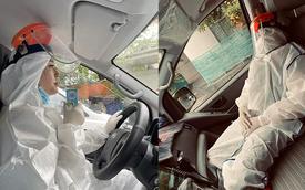 Danh tính nữ tài xế duy nhất tình nguyện lái xe cứu thương giữa mùa dịch ở Sài Gòn