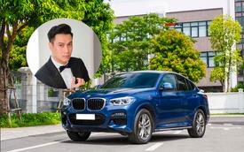 Diễn viên Việt Anh 'âm thầm' bán BMW X4 màu độc với giá hơn 2,8 tỷ đồng