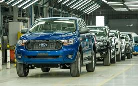Ra mắt Ford Ranger lắp ráp tại Việt Nam: 5 phiên bản, giá cao nhất 925 triệu đồng