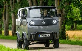 'Cú lừa' từ Đức: Tạo ra chiếc xe điện để bị 'cười thối mũi', khai tử nó rồi lại hồi sinh!