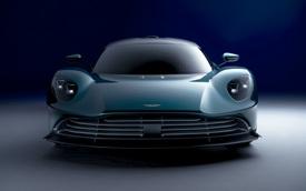 Ra mắt Aston Martin Valhalla bản thương mại - Siêu xe mang thiết kế lạ, hộp số lạ và động cơ hoàn toàn mới của hãng xe Anh quốc