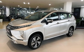 Cuộc chiến MPV không cân sức nửa đầu 2021 tại Việt Nam: Mitsubishi Xpander bán gấp đôi Suzuki XL7 và Toyota Innova cộng lại