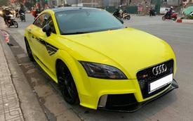 Dân chơi bán Audi TT với giá như Toyota Corolla Altis dù 'đổ' hơn 300 triệu lột xác xe từ trong ra ngoài