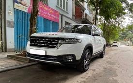 Chạy lướt 20.000km, 'Range Rover Trung Quốc' BAIC Q7 bán lại ngang giá VinFast Fadil