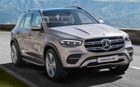 Xem trước Mercedes-Benz GLE mới: Nhiều chi tiết như S-Class, phả hơi nóng lên BMW X5
