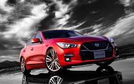 Ford cướp tên gọi Skyline từ tay Nissan để làm xe sang?