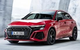 Ra mắt Audi RS3 thế hệ mới: Yếu hơn nhưng nhanh hơn Mercedes-AMG A45 S