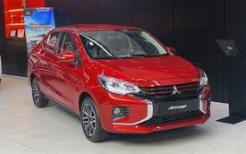 8 xe bán chạy vượt trội nửa đầu 2021 tại Việt Nam: Mitsubishi Attrage và Toyota Hilux tăng trưởng sốc gần gấp đôi