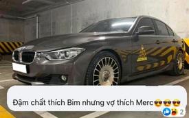 Bán BMW 3-Series giá 736 triệu, bimmer bị CĐM bắt trừ 10% giá xe vì độ mâm... Maybach
