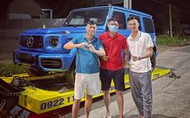 Đại gia lan đột biến mua Mercedes-AMG G 63 màu độc, gia nhập bộ sưu tập siêu xe đình đám tại Bình Phước
