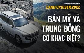 Xe chính hãng nhập Nhật cháy hàng, Toyota Land Cruiser 2022 còn 2 lựa chọn xịn xò nhập tư và đây là khác biệt