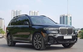 Chạy hơn 16.000km, BMW X7 nhập tư nhân bán lại với giá cạnh tranh xe mới chính hãng